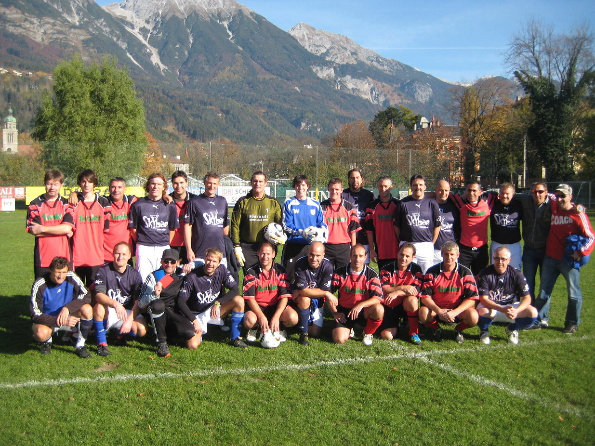 Union Innsbruck - Team Altherren