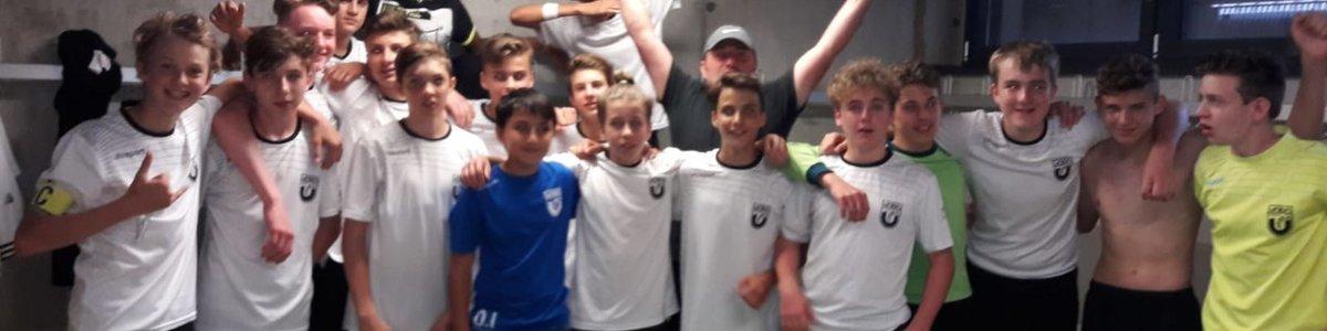 U 14 spielt um Tiroler Meister